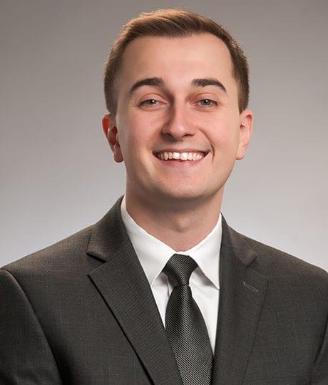 Petar A. Angelov, attorney at Smith Cashion & Orr